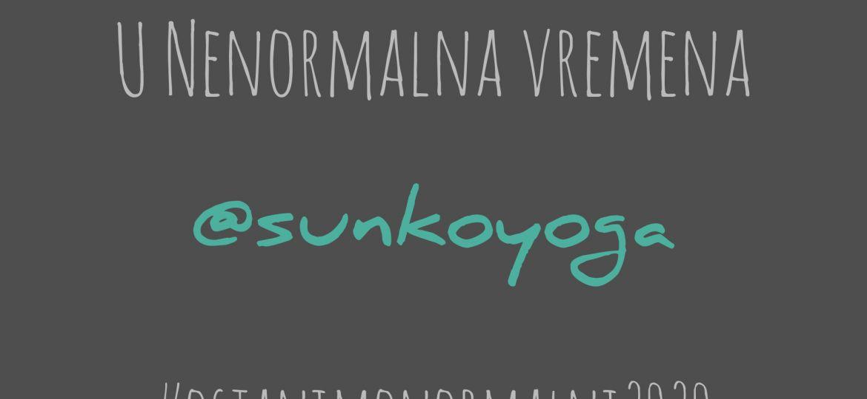 Sunko Yoga