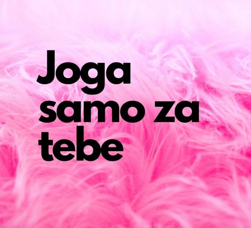 Privatni satovi joge